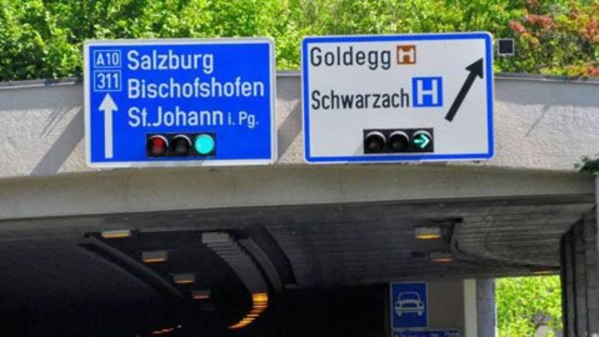 Brandmeldeanlage Schönbergtunnel