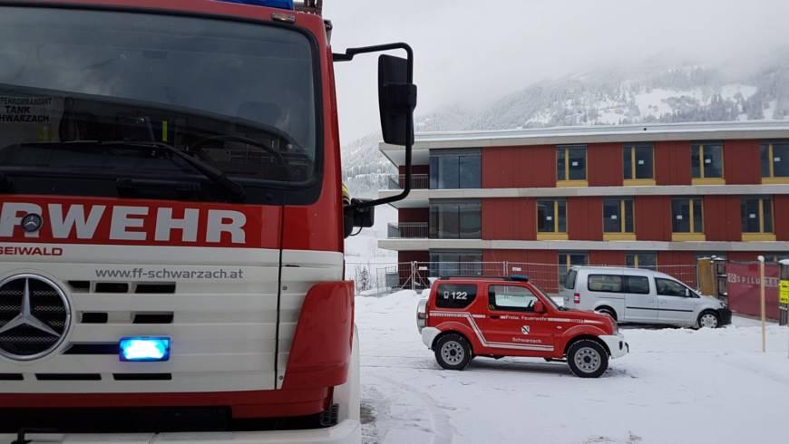 Brandmeldeanlage Provinzenz Schernberg