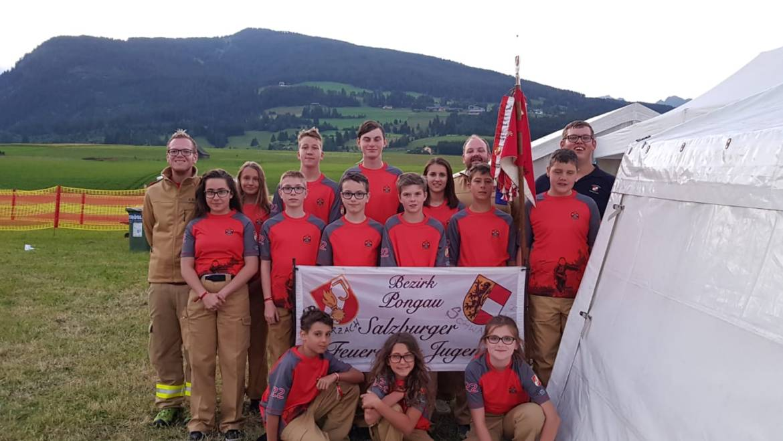Feuerwehrjugend Lager 2018 Mauterndorf