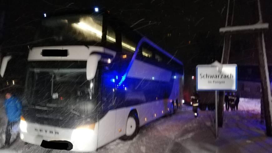 Bus Bergung