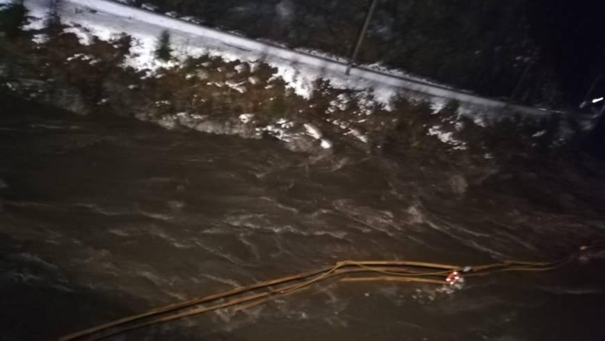 Hochwassereinsatz