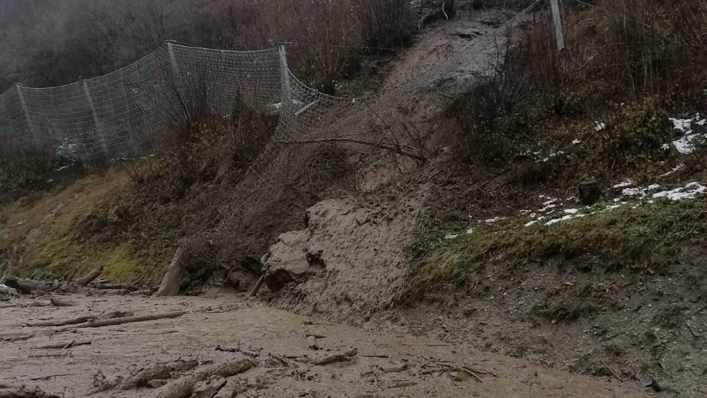 Murenabgang & Hochwasser